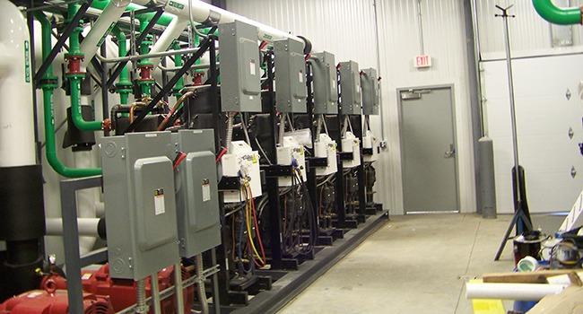 Area Electric - Panel Design
